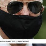 Antifa.com Redirects to Joebiden.com?