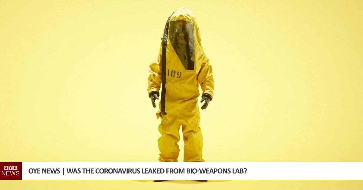 Was the Coronavirus Leaked from Bio-Weapons Lab?