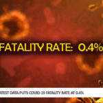 CDC Latest Data Puts Covid-19 Fatality Rate at 0.4%