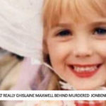 Is That Really Ghislaine Maxwell Behind Murdered  JonBenét Ramsey?