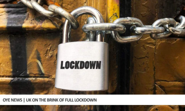 UK On The Brink of Full Lockdown