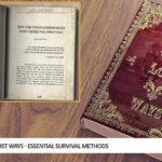 The Lost Ways – Essential Survival Methods