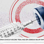 Moderna COVID-19 Vaccine Trial Had 20% Serious Injury Rate in High Dosage Group
