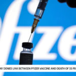 Norway Denies Link Between Pfizer vaccine And Death of 33 People