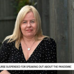 NHS Nurse Suspended For Speaking Out About The Pandemic